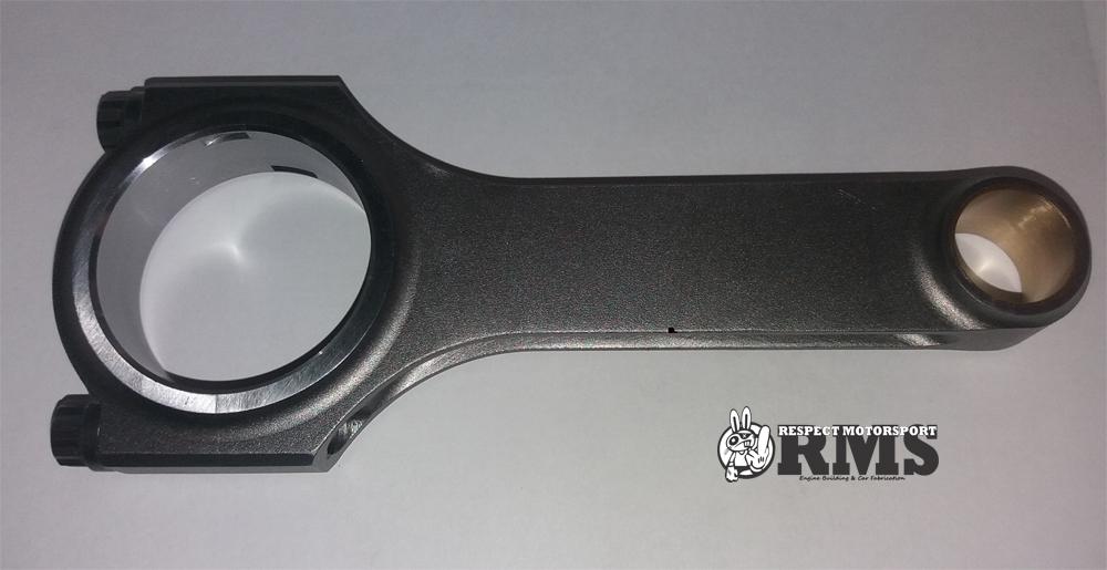 Audi TT RS RS3 2.5 20V TFSI H profilú kovácsolt hajtókar szett 22mm-es csapszeggel FCP Engineering