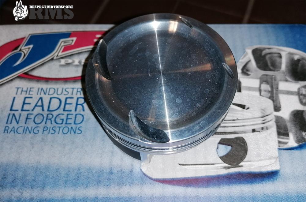 Audi Seat Skoda Volkswagen 2.0TFSI EA113 (AXX, BGB, BPJ, BPY, BWA) JE kovácsolt dugattyú szett