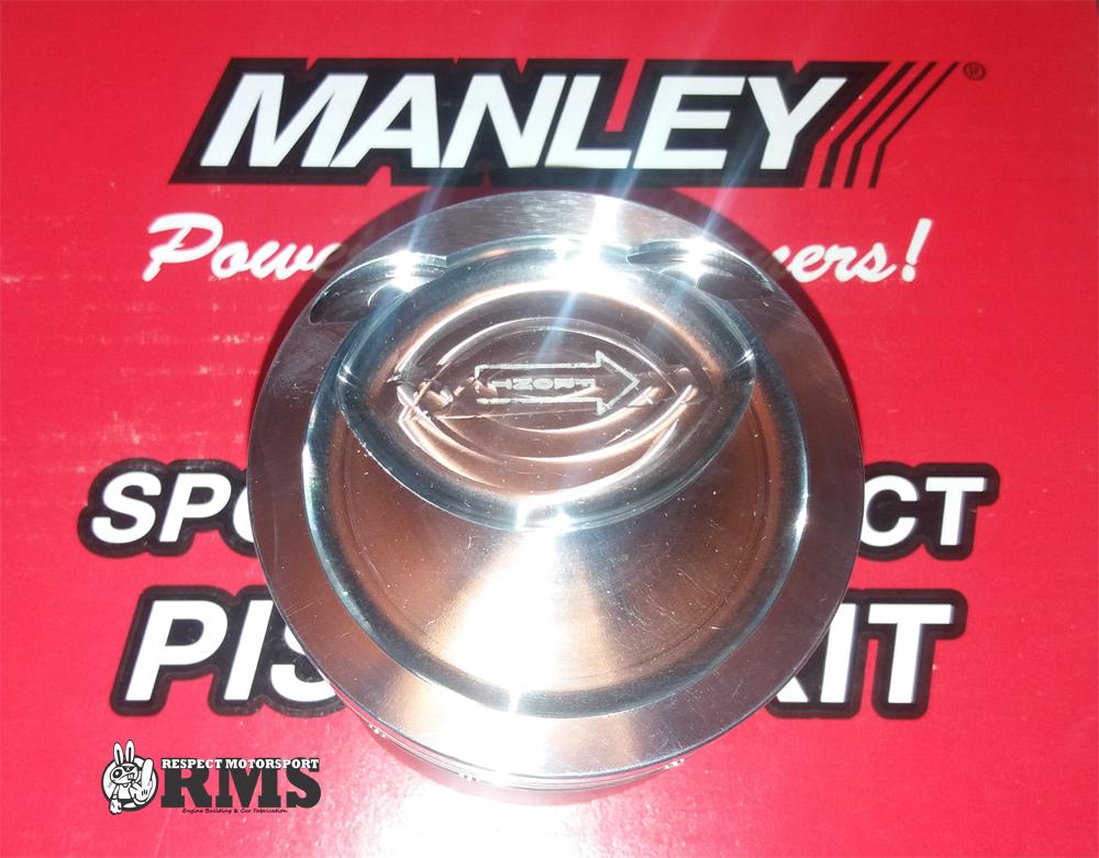 Mazda 3 6 MPS CX7 2.3 MZR DISI Turbo Manley kovácsolt dugattyú szett