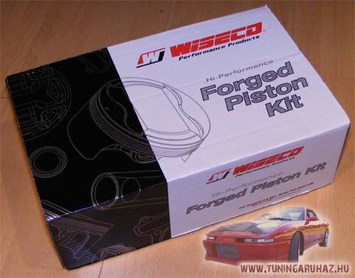 BMW M50B25 Wiseco kovácsolt turbós dugattyú szett