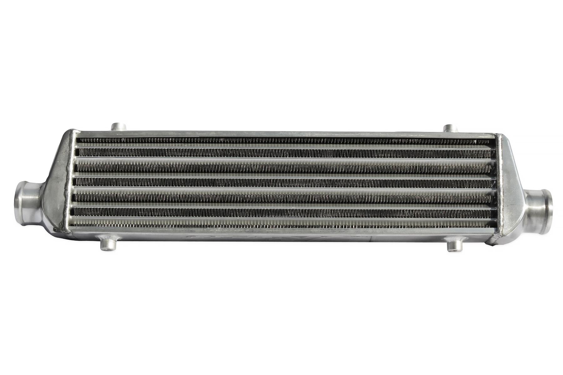 550x180x65mm intercooler (Civic, Swift, Astra, Calibra, VW 1.9 TDi) 57mm csatlakozásokkal TurboWorks
