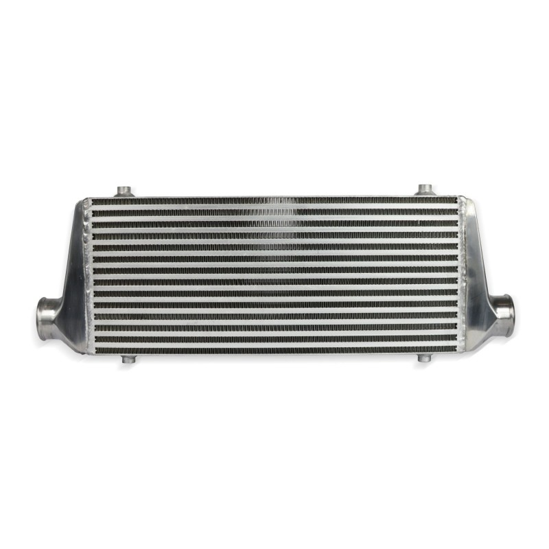550x230x65mm intercooler (Civic, Swift, Astra, Calibra, VW 1.9 TDi) 57mm csatlakozásokkal MGP Racing