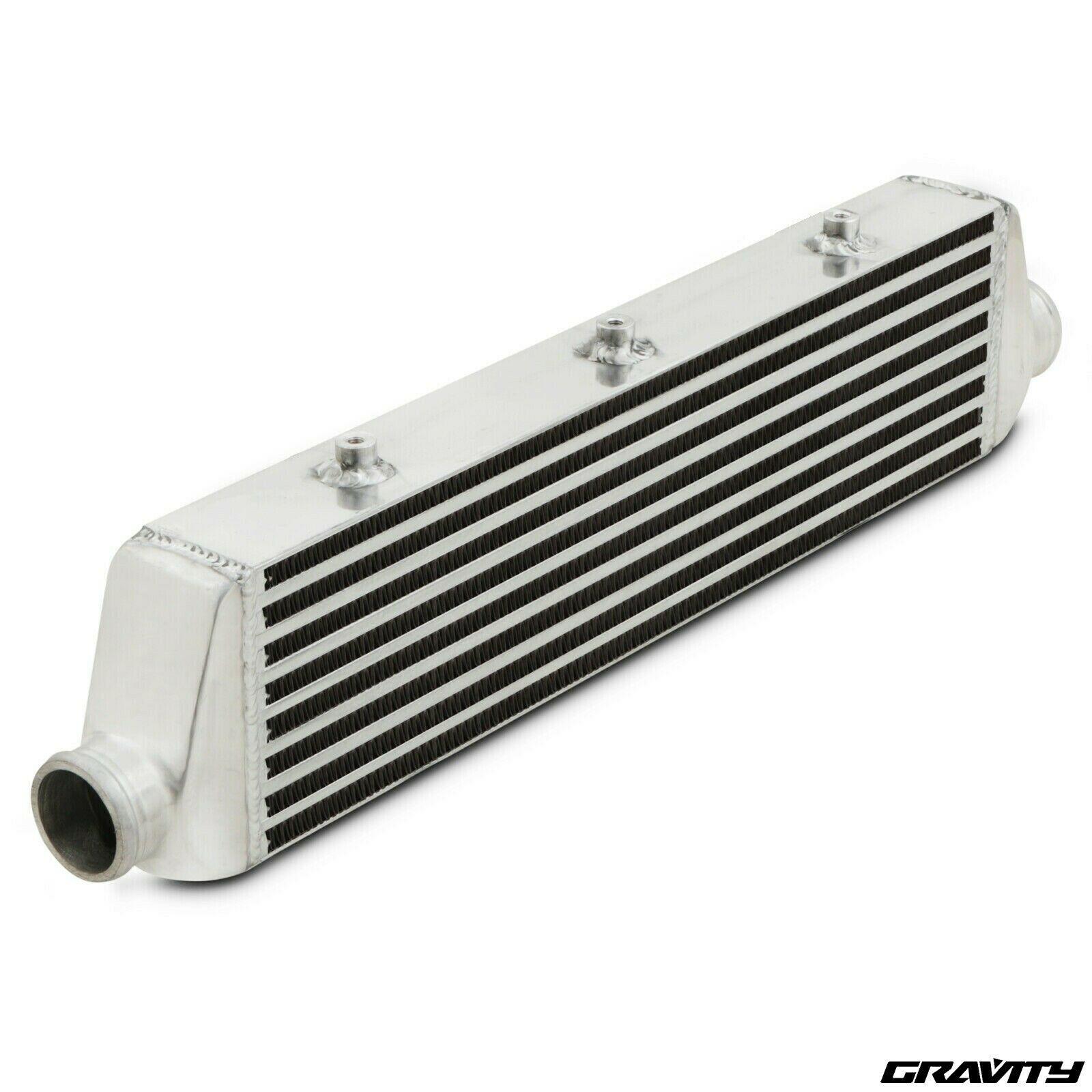 550x140x65mm intercooler (Civic, Swift, Astra, Calibra, VW 1.9 TDi) 57mm csatlakozásokkal MGP Racing